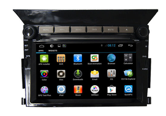 چین Android / Wince HONDA Navigation System with Corte X A7 Quad core 1.6GHz CPU تامین کننده