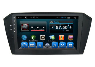 چین VOLKSWAGEN GPS Navigation System Central Multimedia Player for VW Passat 2015 تامین کننده