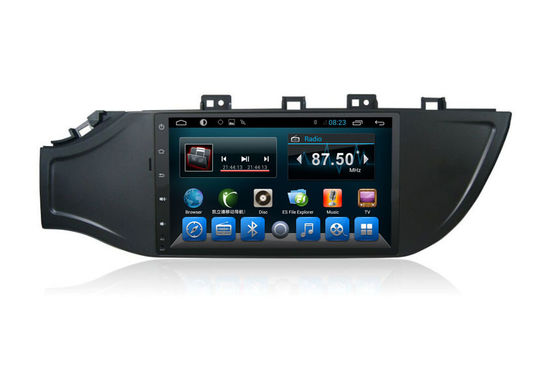 چین Full Touch 2 Din Radio Navigation Kia Dvd Player Android 6.0 System K2 2017 تامین کننده