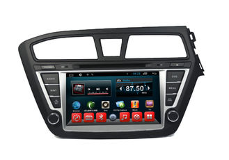 چین Car Radio Bluetooth Touchscreen Gps Auto Navigation Hyundai I20 Right 2014 15 2016 تامین کننده