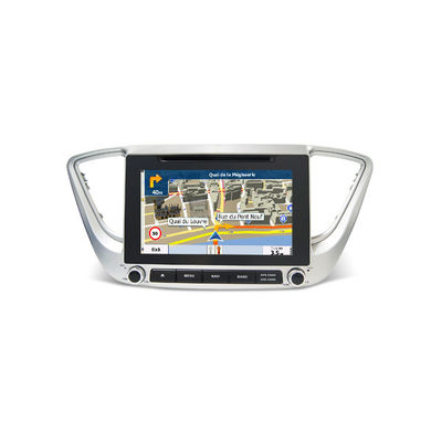چین Hyundai Verna 2017 Car Stereo Hyundai Dvd Player In Dash Entertainment System تامین کننده