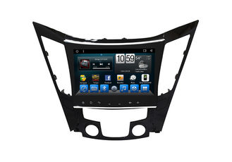 چین Car Stereo Head Unit Hyundai DVD Player GPS Radio TV Wifi Sonata YF 2011- تامین کننده