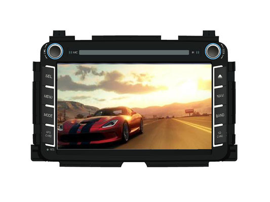 چین Android 4.4 2din honda navigation system car dvd player for vezel / hrv تامین کننده