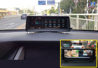 چین On Dash Car DVR Car Reverse Parking System Buit In Gps Navigation with ADAS 8 Inch Screen شرکت