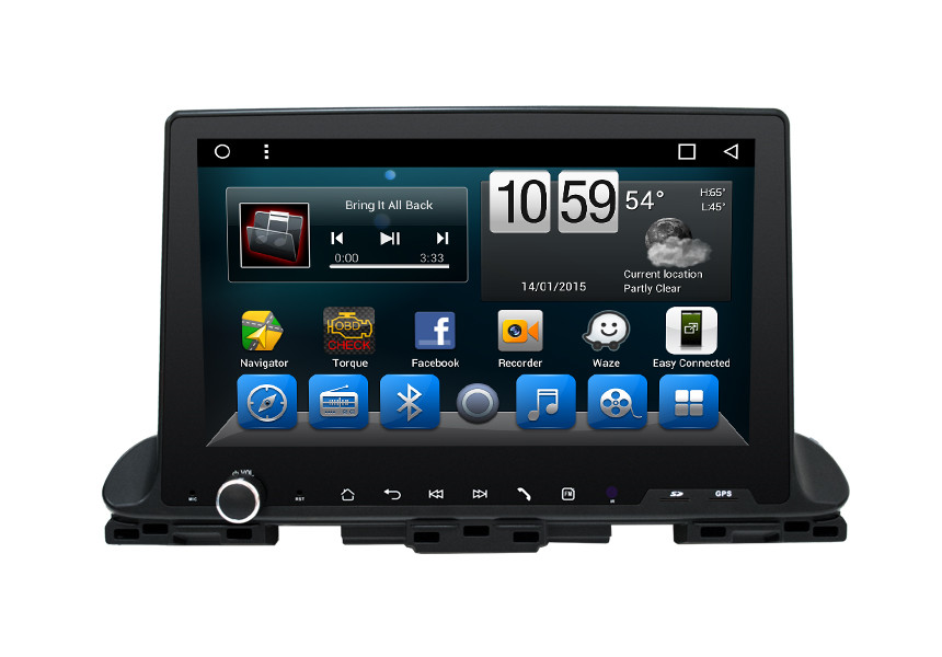 CE KIA DVD Player Android Double Din Radio For KIA Cerato Forte K3 2019 Android Head Unit Player