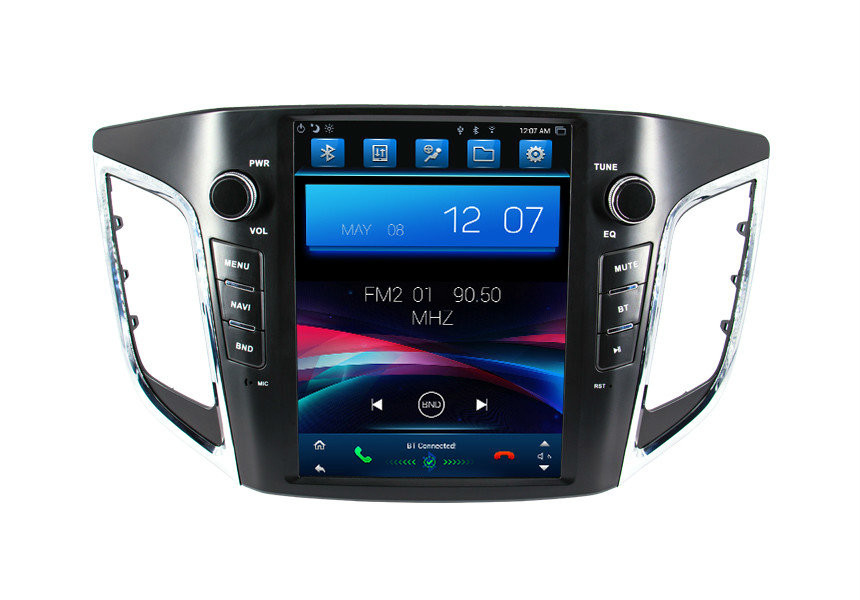 Android Auto Radio HYUNDAI DVD Player For Hyundai Ix25/Creta Automotive Stereo System