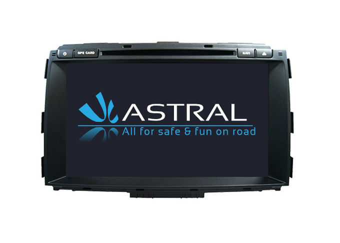Android In Car Stereo System Carnival Kia DVD Players Quad Core A7